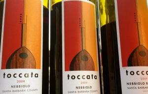 Toccata wines