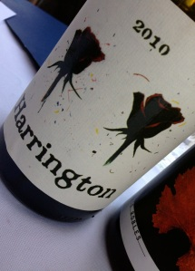 Harrington 2010 Nebbiolo