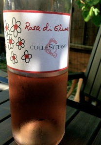 Colle Stefano rose from Marche