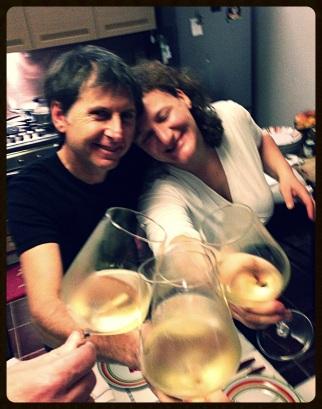 Irene e Fabrizio, unbeatable!