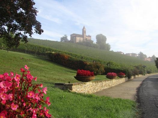 Bricco Chiesa. Sept 26, 2012