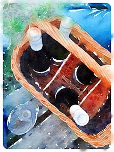 Liquid picnic!