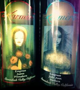 Karmere wines