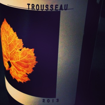Harrington Trousseau 2013