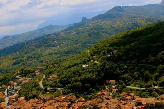 Campania countryside, September 2014.
