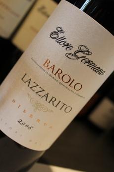 Old favorite, Ettore Germano. Always amazing! October 2014.