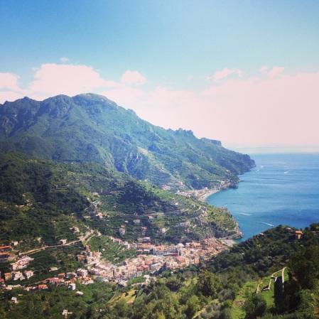 Amalfi Coast, September 2014