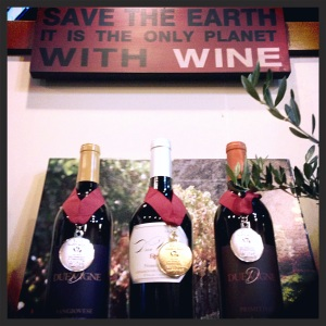 Save the Wine!