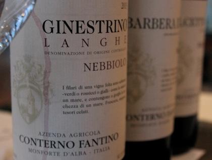 Ginestrino, Vignota, & Bricco Bastia.