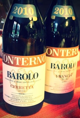 Conterno Baroli!