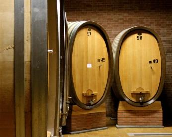 Ageing barrels