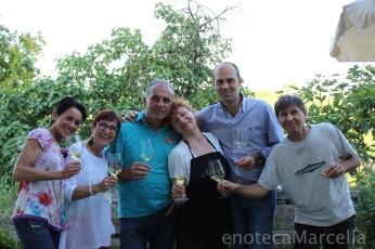 Love them! Francesca, Lili, Renato Corino, Irene Sandri, Stefano, Fabrizio.