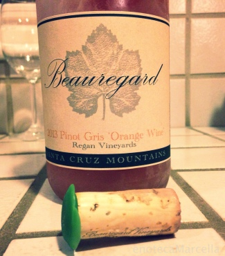 Beauregard Vineyards Pinot gris