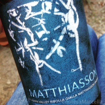 Matthiasson Ribolla gialla