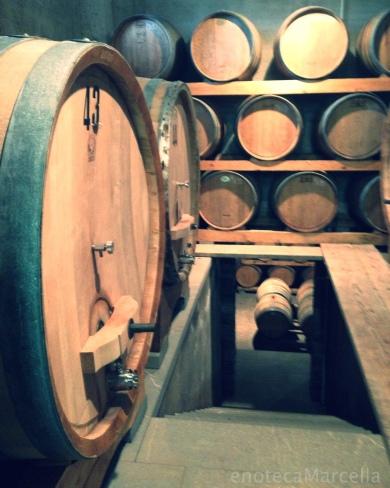 La Castellada Cellar.