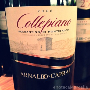 Caprai Collepiano 2008