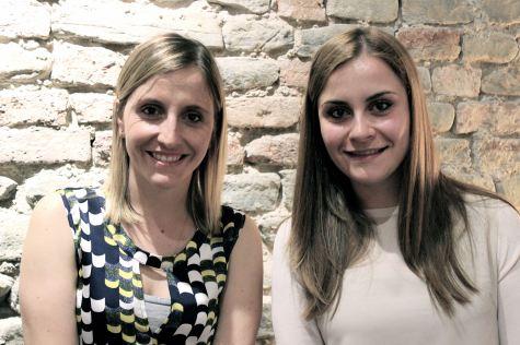 Paola & Federica of Ca' del Baio