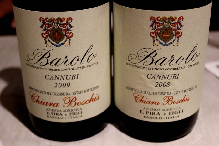 Cannubi Barolo from Chiara Boschis